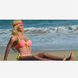 Tan van de zon Europese Dame Solid Sex Doll van de Bikini (158cm)