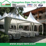 4X4m Temporary Outdoorの庭Party Pagoda Tent