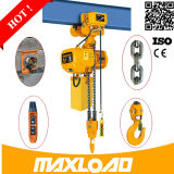 0.5-5 Elektrisch Hijstoestel van de Plicht van /Light van het Hijstoestel van de Keten van de Vracht Maxload Elektrisch