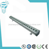 24*5W 4 en 1 arandela de la pared de DMX RGB LED