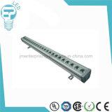 24*5W 4 in 1 DMX RGB LED Wand-Unterlegscheibe