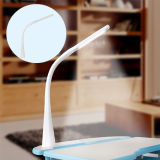 Weiße Schreibtisch-Lampe des Farben-Kursteilnehmer-Schreibens-LED