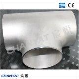 A403 (WP1925, N08925) bw-Passend Ss ASTM T-stuk