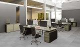 Самомоднейшая таблица рабочей станции офиса системы стола открытого пространства с перегородкой экрана (HF-JND04)