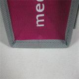 Saco de ombro não tecido, com design personalizado / tamanho e impressão de logotipo (MECO134)