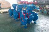 API 6D 3pieces Full Bore Trunnion Mounted Ball Valve