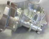 Het blok Machinaal bewerkte Deel van de Huisvesting van het Aluminium met de Dimensie van de Precisie