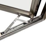 Guichet en aluminium de tissu pour rideaux du profil Kz291 avec le carreau de difficulté