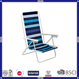 Kundenspezifischer Firmenzeichen-bunter faltender Strand-Stuhl