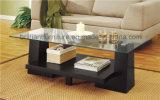 現代熱い販売のコーヒーテーブルの居間の家具(DMEA026)
