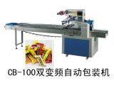 Cb-100 de Machine van het Pak van de stroom voor Koekjes