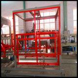 Bloque de múltiples funciones de la máquina concreta del ladrillo que hace la máquina