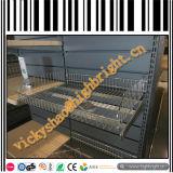 Tabela de dobramento de Dsipaly da promoção do supermercado do aço inoxidável