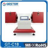 Kalibrierungs-Bescheinigungs-Textilzieheranfälligkeit-Prüfvorrichtung (GT-C18)