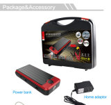 工場Supply Car Portable Multifunctional 12V/12000mAh Emergency Car Jump StarterのウシT6