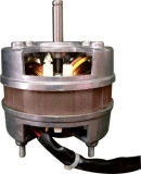 Motor de ventilador ereto elétrico da capa do elevado desempenho micro