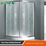 BathroomのためのアルミニウムSliding Door Shower Enclosure