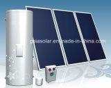 Sistema domestico ad alta pressione di energia solare della lamina piana