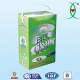 Polvo del detergente de lavadero de los productos de limpieza de discos del hogar