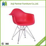 إستعمال عامّ منزل أثاث لازم بالغ حجم بلاستيكيّة يتعشّى كرسي تثبيت (مرجان)