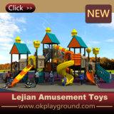 Оборудование спортивной площадки малышей высокого качества напольное для парка (X1505-8)