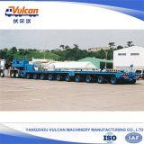 De op zwaar werk berekende Aanhangwagen van de Vrachtwagen van het Nut van de multi-As speciaal voor (Aangepast) Schip