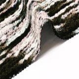 Ткань 100% рабата полиэфира шерстяная для шинели зимы