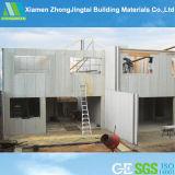 Prefabricated 강철 모듈방식의 조립 주택 건물 장비 가격