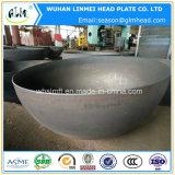 常温圧縮圧力容器およびボイラーのための皿に盛られた半球ヘッド