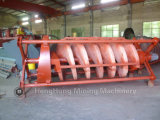 クロム鉱石の選鉱装置のための重力の螺線形の分離器