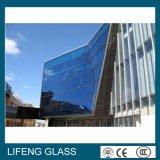 4mm-12m m claros, vidrio reflexivo solar verde, gris, azul
