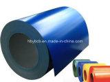 A cor revestiu a bobina, manufatura de China PPGI