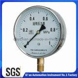 Calibre de pressão transmissível da resistência elétrica