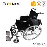 Chormedの医学の鋼鉄取り外し可能な車輪のFoldable手動車椅子