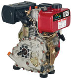 Motor diesel vertical da alta qualidade 4-Stroke do motor diesel do bote modelo do motor 192fb