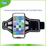 iPhone 6sのための屋外のSport Lycra Armband Phone Case