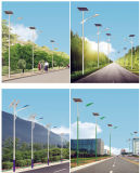 indicatore luminoso di via solare 10m con l'indicatore luminoso solare di 90W LED