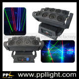 Laser Light der Disco-8eyes Spider Beam Moving Head