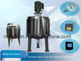 200L ~ 500L Stainless Steel Chemical Reactor (Tank Reactor)