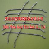 Fiber d'acciaio con Hooked con The Diameter di 0.8