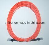 MTRJ Multimode Duplex Fiber Patchcord