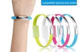 Кабель данным по кабеля USB Wristband способа магнитный