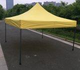 3x3m Yellow Top plegable al aire libre Canopy surgen el gazebo