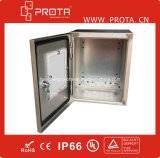 Plexiglass Doorの防水Stainless Steel Distribution Box Mount Enclosure
