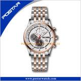 スイス人316Lのステンレス鋼の腕時計の多機能の人の腕時計