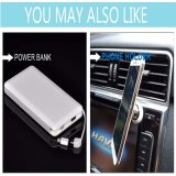 2500mAh Powerbank Chargeur de batterie portable externe Mobile Power Bank