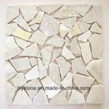 Mattonelle esterne delle mattonelle 12*12 del granito del ciottolo di verde della fabbrica di Nanjing
