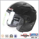 Шлем мотоцикла/мотовелосипеда/самоката стороны ECE открытый с двойным забралом (OP230)