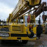 十分に油圧トラッククレーン(QY16C)