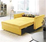 熱い販売の機能居間のソファーベッド
